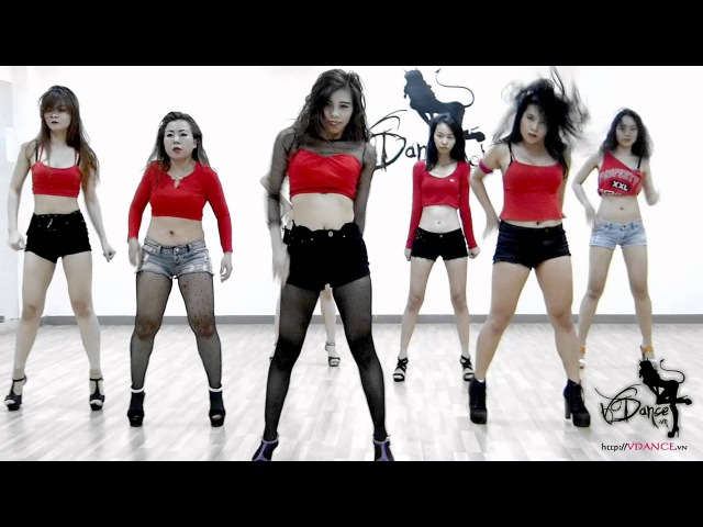 SEXY DANCE - Touch Me by Fox Kiều Ngọc VDANCE