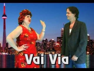 """Italian Lessons: 12 - Word of the day  """"Vai Via"""""""