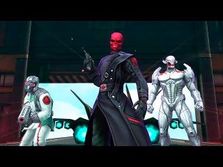 Hodgepodgedude играет Marvel Future Fight #13