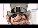 How to DRAW a Dickens Kobold 2012 - with JB Monge - Part 1