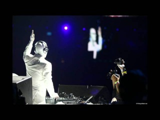 Mr White - Sensation White Innerspace LIVE