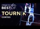 Tournik Act from Corteo Best of Cirque du Soleil