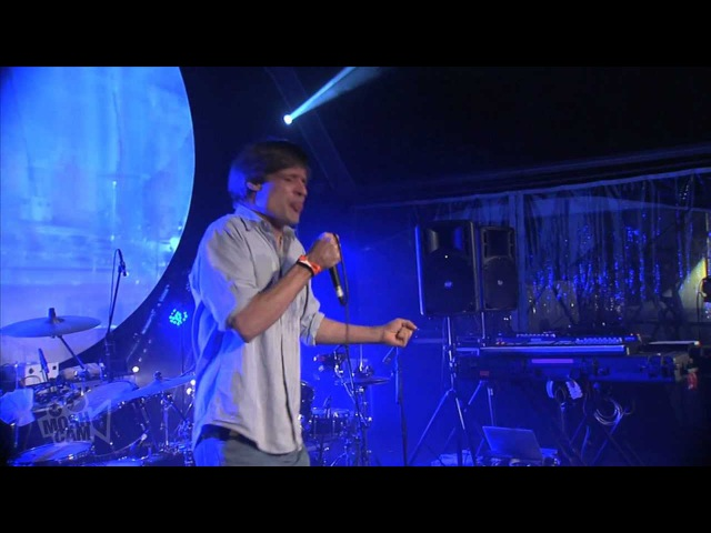 John Maus Time To Die Live at Sydney Festival Moshcam