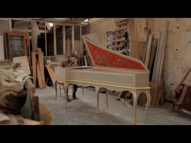 Jean Rondeau: Bach IMAGINE Andante Violin Sonata No.2 BWV1003 arr W.F. Bach