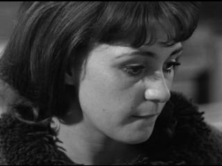 """""""Прощание с прошлым"""" (Abschied von gestern - (Anita G.), 1966) - Александр Клюге."""