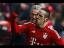 Франк Рибери 2013 Цели Навыки УЕФА лучшим игроком в Европе HD