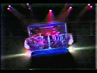 TOMMY LEE Drum Solo - Motley Crue Girls Girls Girls Tour 1987
