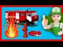 Машинки пожарная машина. Мультики про пожарных Винтик спешит на помощь. Хочу знать все!