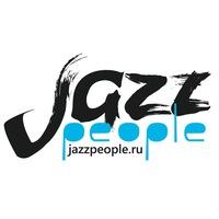 Логотип JazzPeople / ДЖАЗ и БЛЮЗ