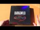 РАСПАКОВКА BTS (Bangtan Boys) 방탄소년단 1st Studio Album Dark Wild