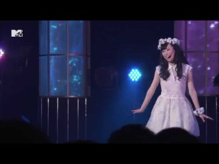 Princess Moon - Fukuhara Haruka (Sailor Moon The 20th Anniversary Memorial Tribute MTV Live 2014)