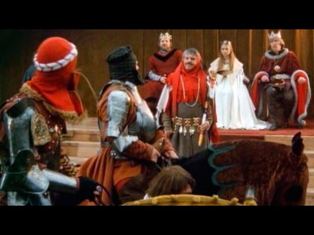 Неудачник храбрый рыцарь чешская немецкая сказка про принцессу