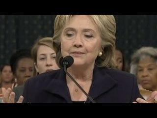 Гибель дипломатов в Бенгази: Америка два года ждала признаний от Хиллари Клинтон