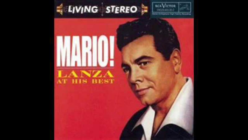 Mario Lanza - Voce 'E Notte (at his best)