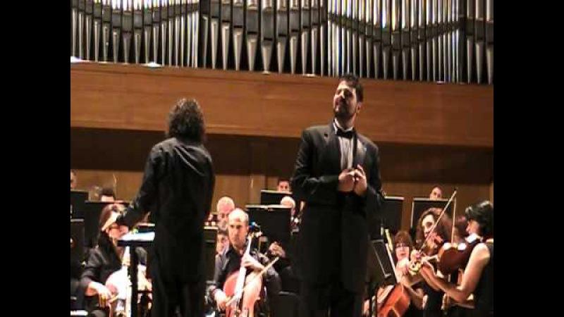 Donizetti Aria Mes Mon Ame by Berj karazian La Fille De Regiment