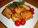 Как жарить рыбу на сковороде на сильном огне