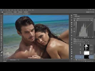 Editorial Retouch From Start To Finish, Part 9 - Matching the color in camera raw and Photoshop