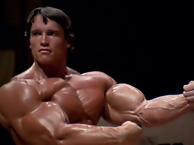 Arnold Schwarzenegger Bodybuilding Training Motivation No Pain No Gain 2018