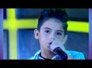 ALEXANDRE NUNES Saudade da minha terra Jovens Talentos Kids Raul Gil 15 02 14