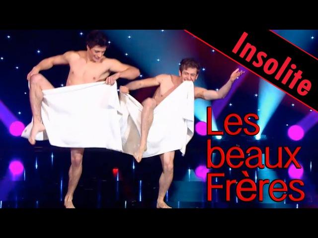 Les Beaux Frères Les Serviettes Le Plus Grand Cabaret Du Monde