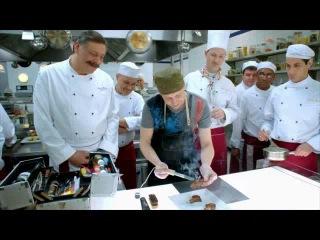 Кухня 4 сезон / Чудеса рекламнои кулинарии в Клод Моне!