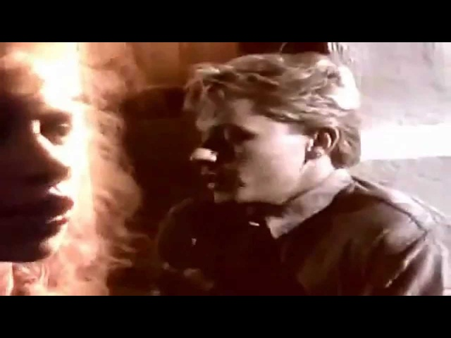 Den Harrow - Don't Break My Heart (Official Music Video) HD