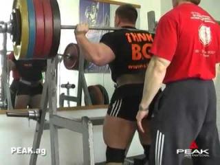 Alexey Lesukov Training Quads Алексей Лесуков