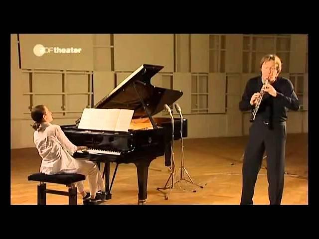 Schumann Romanzas para Oboe y Piano
