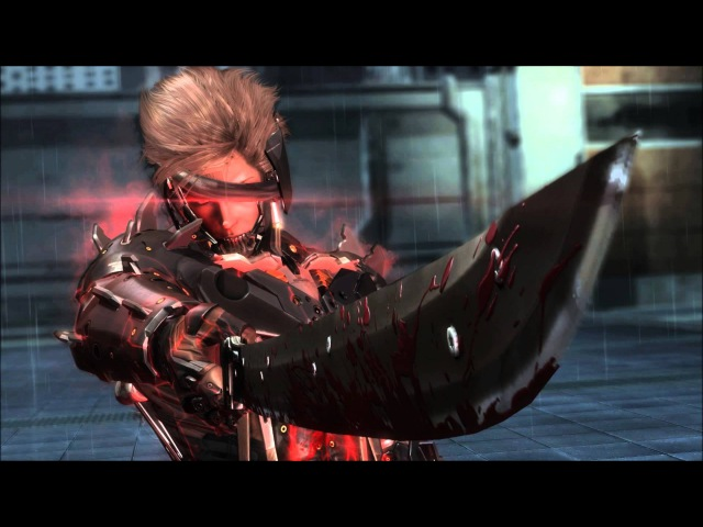 Raiden - Im Alive GMV Metal Gear Rising Revengeance