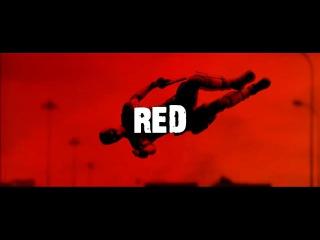 TEAM RED SUPERHERO(Deadpool/Spiderman/Daredevil)