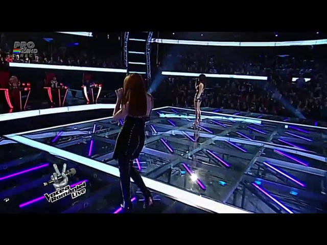 T.A.T.u. - All About Us Live @ The Voice 2012 (Remastered Audio)