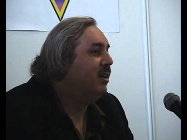 Пресс-конференция Николая Левашова в Экспоцентре. 09.09.2006