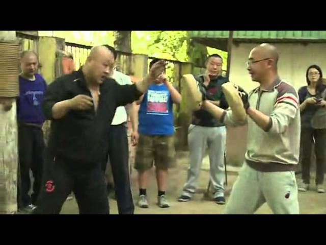 Тунбей цюань Five Apes Tongbei Quan old skool kung fu conditioning