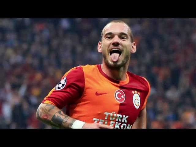Fenerbahçeli Kadir Çöpdemir'in efsane Wesley Sneijder şiiri