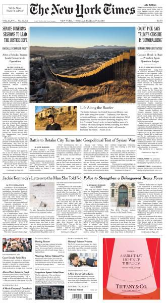 The New York Times February 09 2017 FreeMags