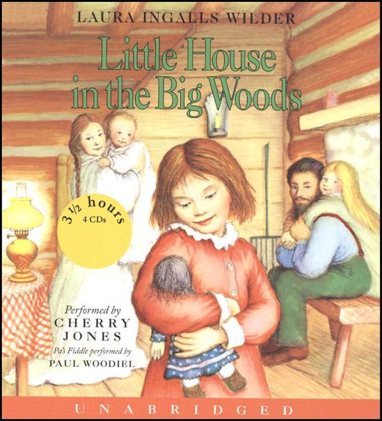 Little House in the Big Woods is an autobiographical children's novel written
