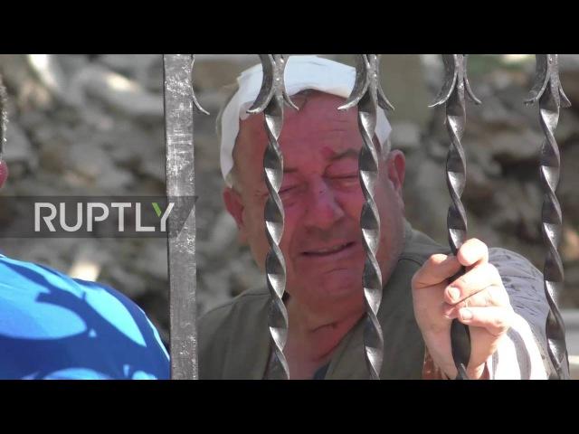 Италия поисково спасательная операция продолжается в разрушенном Аматриче