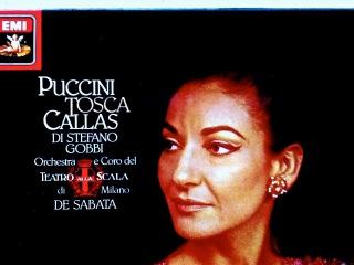 Puccini - Tosca + Presentation (Maria Callas, Di Stefano, Gobbi - Century's recording :  Sabata)