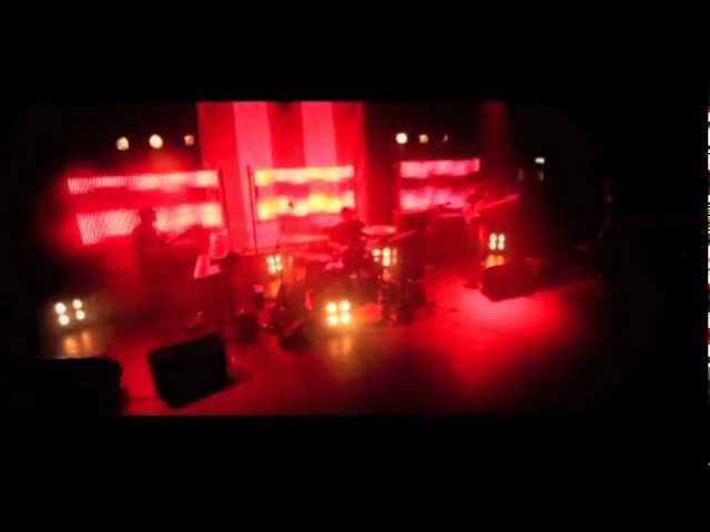 Glassjaw Coloring Book Live at the Forum in London DVD in HD