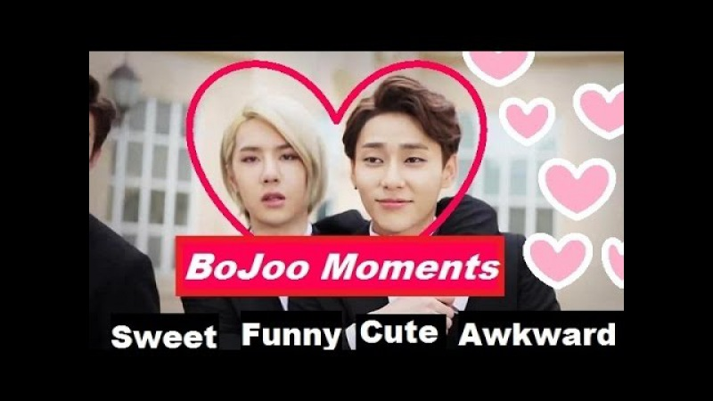 BoJoo OTP ~ UNIQ Sungjoo Yibo ~ (HUMORSweet) BromanceSome Moments