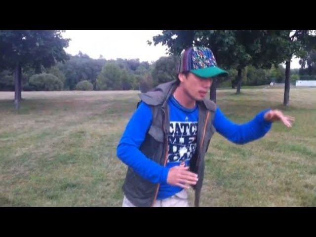 фиксация\изоляция robot, popping, dubstep dance