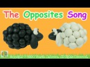 The Opposites Song ~ Antonyms ~ 110 words ~ LEARN ENGLISH Vocabulary
