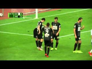 Ruslan Mingazov goal 69' (Banik Ostrava vs Jablonec)