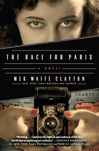 The Race for Paris - Meg Waite Clayton