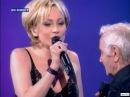 Patricia Kaas Charles Aznavour ~ Que c'est triste Venise 22 05 2004