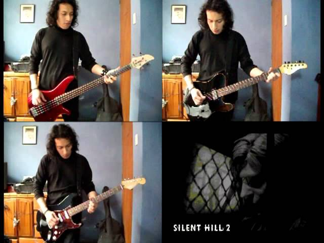 Silent Hill 2 - Promise Guitar and bass cover