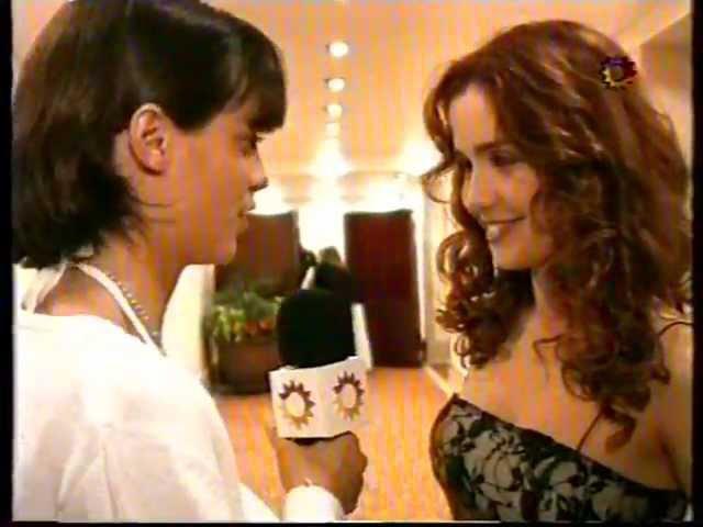Natalia Oreiro en Teleshow 29-11-1997