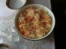 Маринованная капуста с болгарским перцем Очень вкусная
