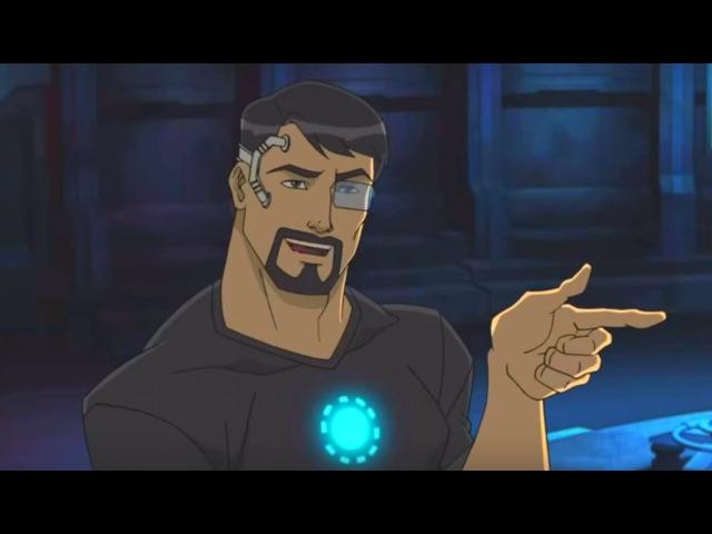 Команда Мстители Танос Триумфатор Сезон 2 Серия 13 Marvel