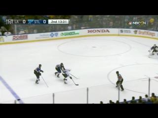 Kings_at_blues_game_highlights_11/3/15